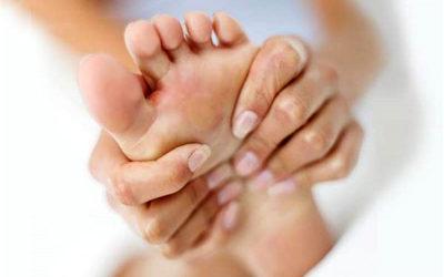 Reflexología podal: Beneficios de un masaje